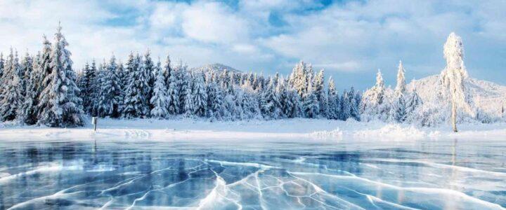 """Szkolny Konkurs Fotograficzny """"Piękno zimowych krajobrazów"""""""